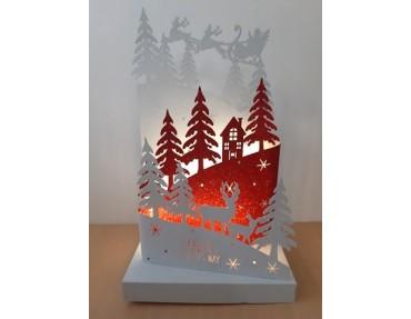 Karácsony világító dísz