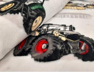 Léda tractor